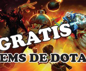 Items de Dota 2 completamente gratis para tu cuenta de Steam 2019